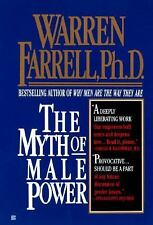 The Myth of Male Power by Farrell, Warren