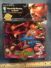 1996 Playmates Looney Tunes Warner Bros. Space Jam Marvin Martian Vs Nawt Saucer