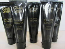 5 PACK BRONZE BEAUTY 1 OZ. TUBE SAMPLE of TANNING LOTION by SWEDISH BEAUTY