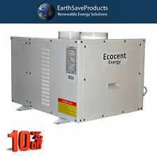 Ecocent Energy heat recovery DHW unit heat pump/ 3kw output -Earth save products