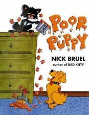 Poor Puppy (Bad Kitty)-ExLibrary
