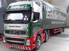 VOLVO FH12 PHOEBE GRACE EDDIE STOBART CURTAINSIDE TRUCK DIECAST MODEL LORRY 1:50