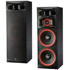 PAIR Home Tower Speakers Cerwin Vega Dual 15 XLS-215