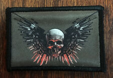The Expendables Morale Patch Tactical Milspec Molle Stallone Schwarzenegger
