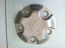 2002-2012 Dodge Ram Wheel Center Argent Cap OEM 5HC16S4AAC
