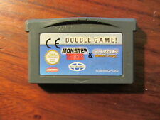 MONSTER TRUCKS & QUAD DESERT FURY                    --- pour GAME BOY ADVANCE