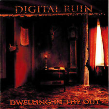DIGITAL RUIN - Dwelling in the Out (CD 2000) Inside Out Music