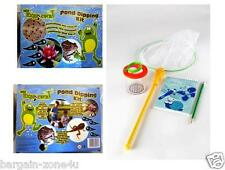 Mini Explorers Pond Dipping Kit Kids Children Learning Educational Activity Set