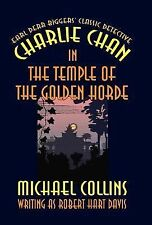 Charlie Chan in Temple of the Golden Horde by Michael Collins (2002, Hardcover)