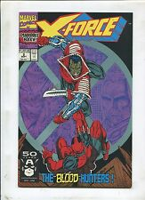 X-Force #2 ~ Second DeadPool The Blood Hunters! ~ (Grade 8.0)WH