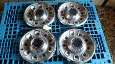 """Vintage Plymouth 14"""" Hubcap Wheel Cover 1968-69 set of 4"""
