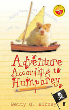 "Adventure According to Humphrey (World Book Day 2008) Betty G. Birney ""AS NEW"" B"