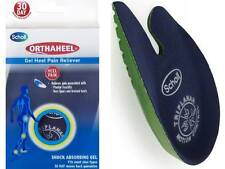 Scholl Orthaheel Gel Heel Pain Reliever 1 Pair Medium
