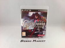 CASTLEVANIA LORDS OF SHADOW 1 - SONY PLAYSTATION 3 PS3 PAL ITA ITALIANO COMPLETO