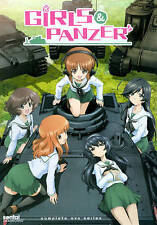 Girls und Panzer: OVA Specials (DVD, 2014)