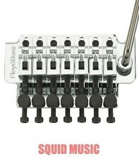 Floyd Rose Original 7 String Chrome Tremolo System w/ Nut - NEW German Made