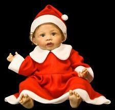 Kinder Weihnachtskostüm Mädchen 2 teilig Baby Kleinkind Weihnachten Kinderkostüm