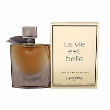 LA VIE EST BELLE BY LANCOME L' EAU DE PARFUM INTENSE NATURAL SPRAY 75ML (T)