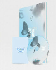 BTS - [In The Mood For Love] PT.2 4th Mini Album Blue Ver CD+Photobook+Photocard