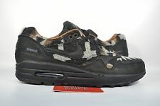 NEW Nike Air Max 1 x PENDLETON BLACK 825861-004 sz 7.5