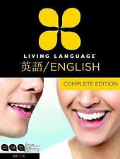 LIVING LANGUAGE JAPANESE / ENGLISH COMPLETE EDITION - NEW PAPERBACK BOOK