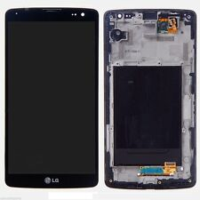 LG Stylus 2 F720, Stylo 2 LS775 K520 LCD Screen + Digitizer & Bezel Frame, Gold