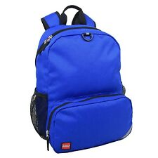 Lego Bags Carrygear Heritage Backpack Blue, Blue, One Size
