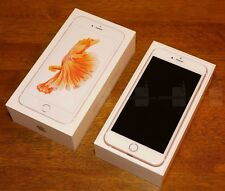 New in Box Apple iPhone 6s 16 GB Rose Gold GSM Factory Unlocked for ATT T-Mobile