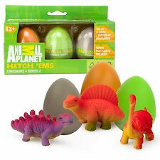 Animal Planet Super Grow & Hatch Eggs Dinosaurs Series 2