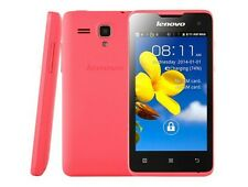 """Original Lenovo A396 4.0"""" Sceen Android 2.3 Quad Core 3G WCDMA Mobile Phone Pink"""