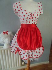 QUALITY EX HIRE  LITTLE BOW PEEP  STYLE  PIECE OUTFIT FINE DESIGN  SIZE 8