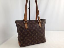 Auth LOUIS VUITTON Cabas Piano Tote Bag Monogram 5K040310