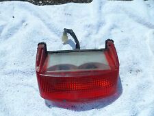 Rear tail light for a CBR600