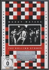 Muddy Waters & Rolling Stones - Live In Chicago 1981 (DVD)  NEW/Sealed !!!