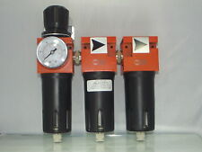 Breathing Air Coalescent Filter Triple Filtration System, Air mask & Clean room