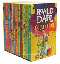Roald Dahl 15 Book Collection Childrens Box Set Books 15 In Slipcase New