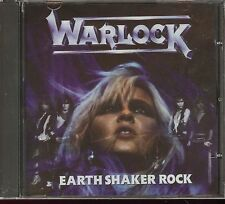 Warlock Earthshaker Rock Cd Doro Pesch Best of