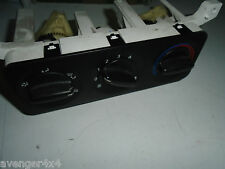 LAND ROVER FREELANDER FACE LIFT HEATER CONTROL PANEL UNIT IN BLACK