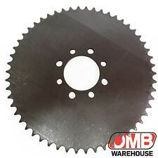 54 Tooth  #41 Chain Steel Rear Sprocket Mini Bikes Go Karts Drift Trike