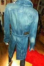 DIESEL * unique * denim ring master veste m