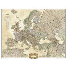 Europe Executive [Mural] (National Geographic Reference Map) [Map] [Aug 15, 2...