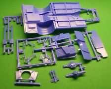 1966 Nova SS 1/25 pro street mod frame tub chassis axle rear end narrowed tubbed