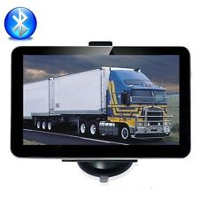 "Noza Tec Truck Car GPS Sat Nav 7"" Screen with Bluetooth UK EU Maps (Upgraded ..."