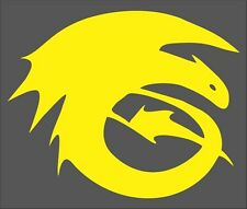 Strike Class / Vinyl Decal -Choose Size & Color- How to Train Your Dragon Hiccup