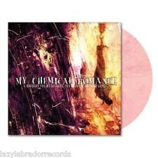 My Chemical Romance - I Brought You My Bullets - Vinyl LP Red White Swirl