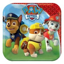 Paw Patrol Party Pack for 16 - Plates, Napkins + Cups