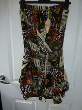 RIVER ISLAND Summer Playsuit Size 8 NWT