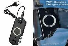 Playstation sony psp station + pied de support * comme neuf