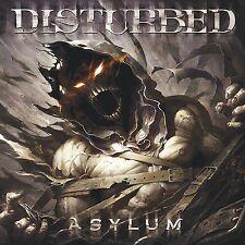 Disturbed - Asylum REPRISE RECORDS CD 2010