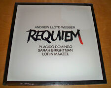 SEALED ANDREW LLOYD WEBBER REQUIEM EMI DIGITAL DFO-38218 STEREO LP